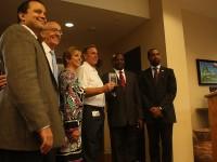 Engineering Department receives Heart of Haiti Awards