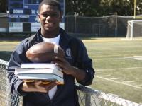 Senior Bo Ellis commits to Harvard on football scholarship