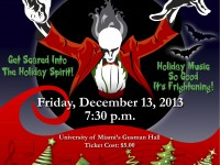 Something different for the holidays! Gulliver Prep Music Department Holiday Concert