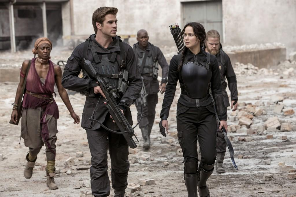 Mockingjay Flies into Theaters