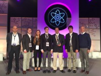 Engineering Students present at PLTW Summit in Indianapolis