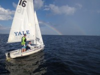 A Successful start for the Sailing Team