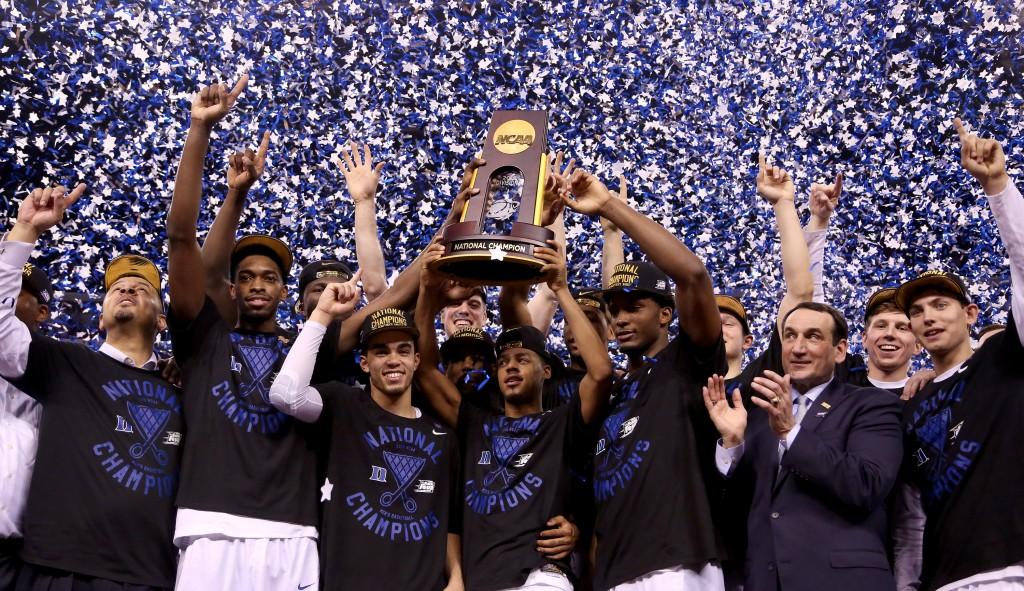 Duke takes home NCAA Championship
