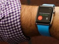 The Apple Watch Sport is packed with solid fitness software, hundreds of apps, and the ability to send and receive calls via an iPhone. (TNS)