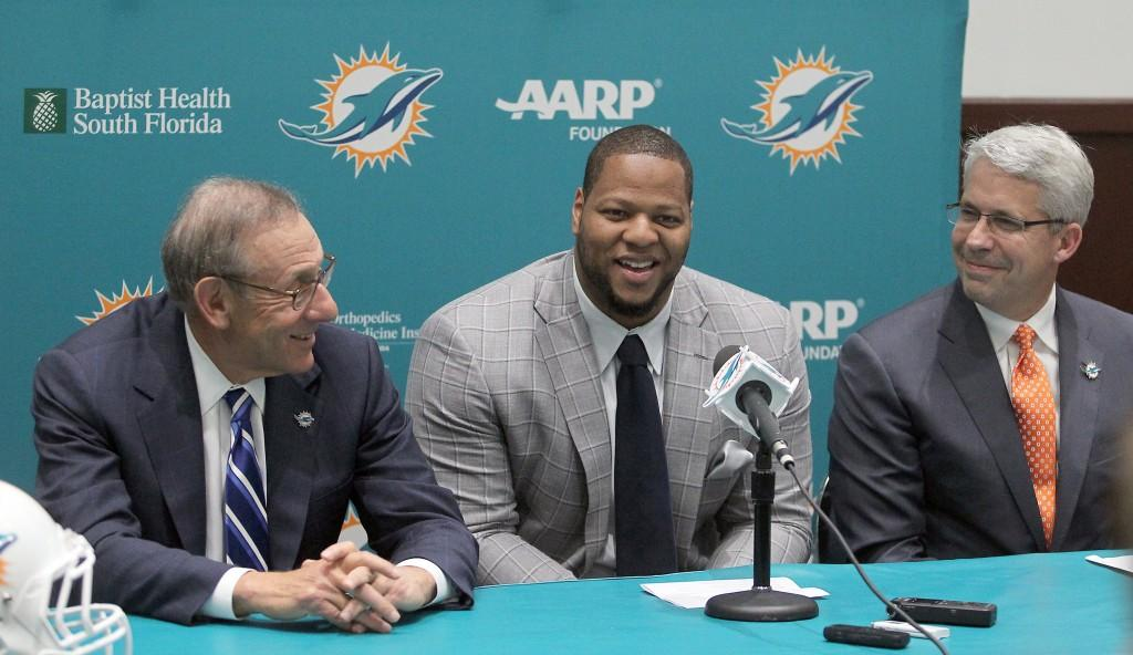 Miami Dolphins 2015 Draft