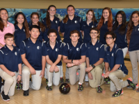 Bowling Finishes up Regular Season Games