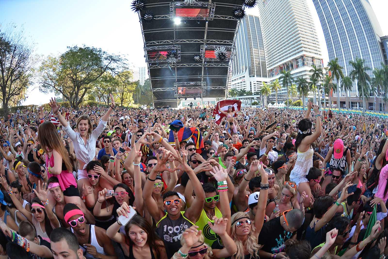 Ultra Music Festival Returns