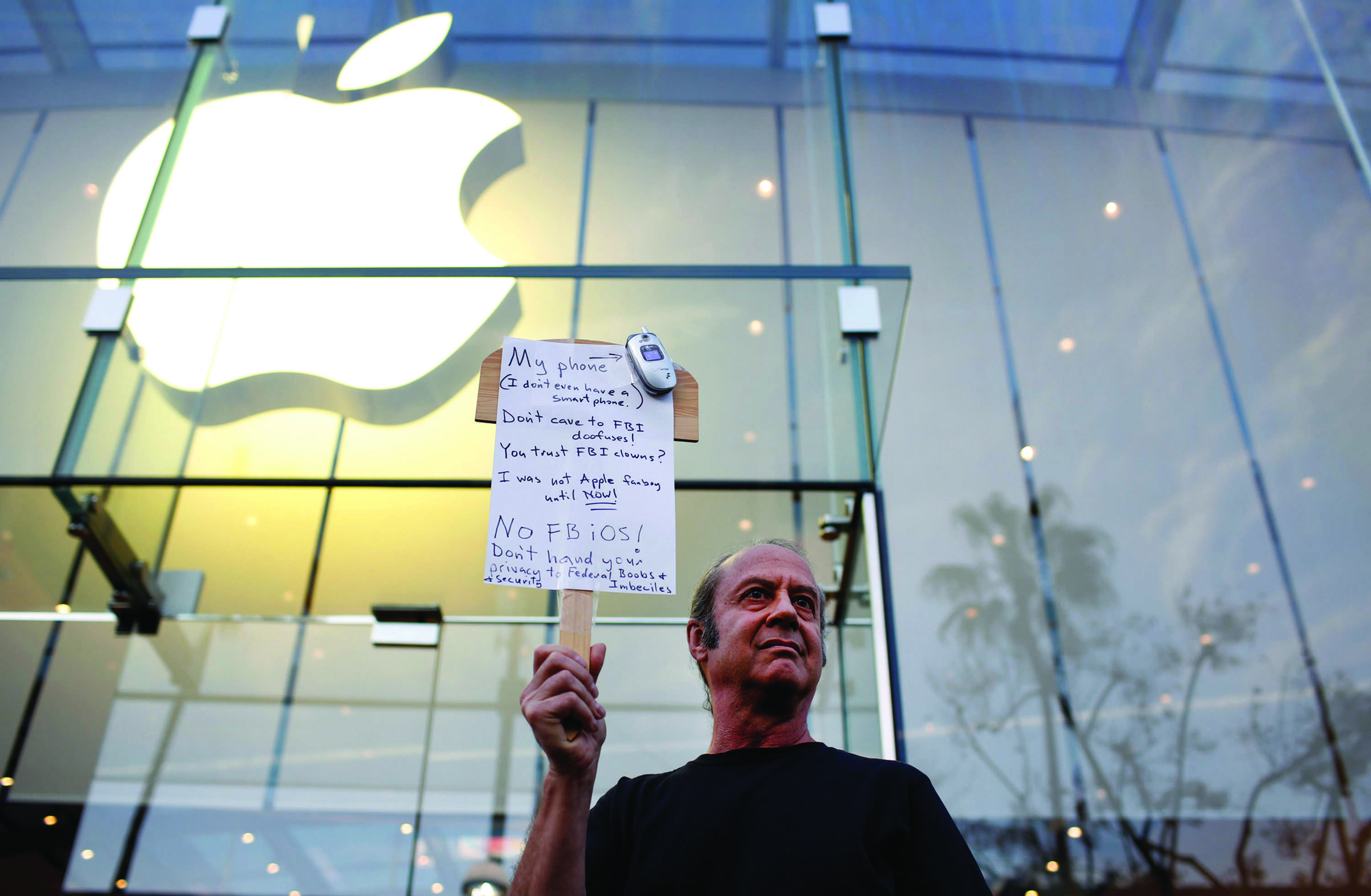 Should Apple allow the FBI to access user information?
