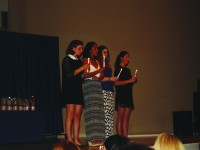 Honor Societies Induct New Members