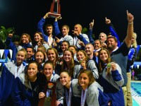 Swim Teams Sweep State Titles