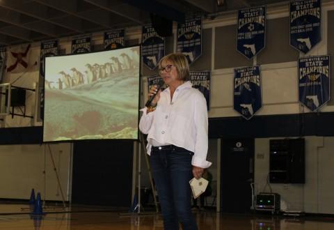 Tina Dailey Foundation sheds light on addiction