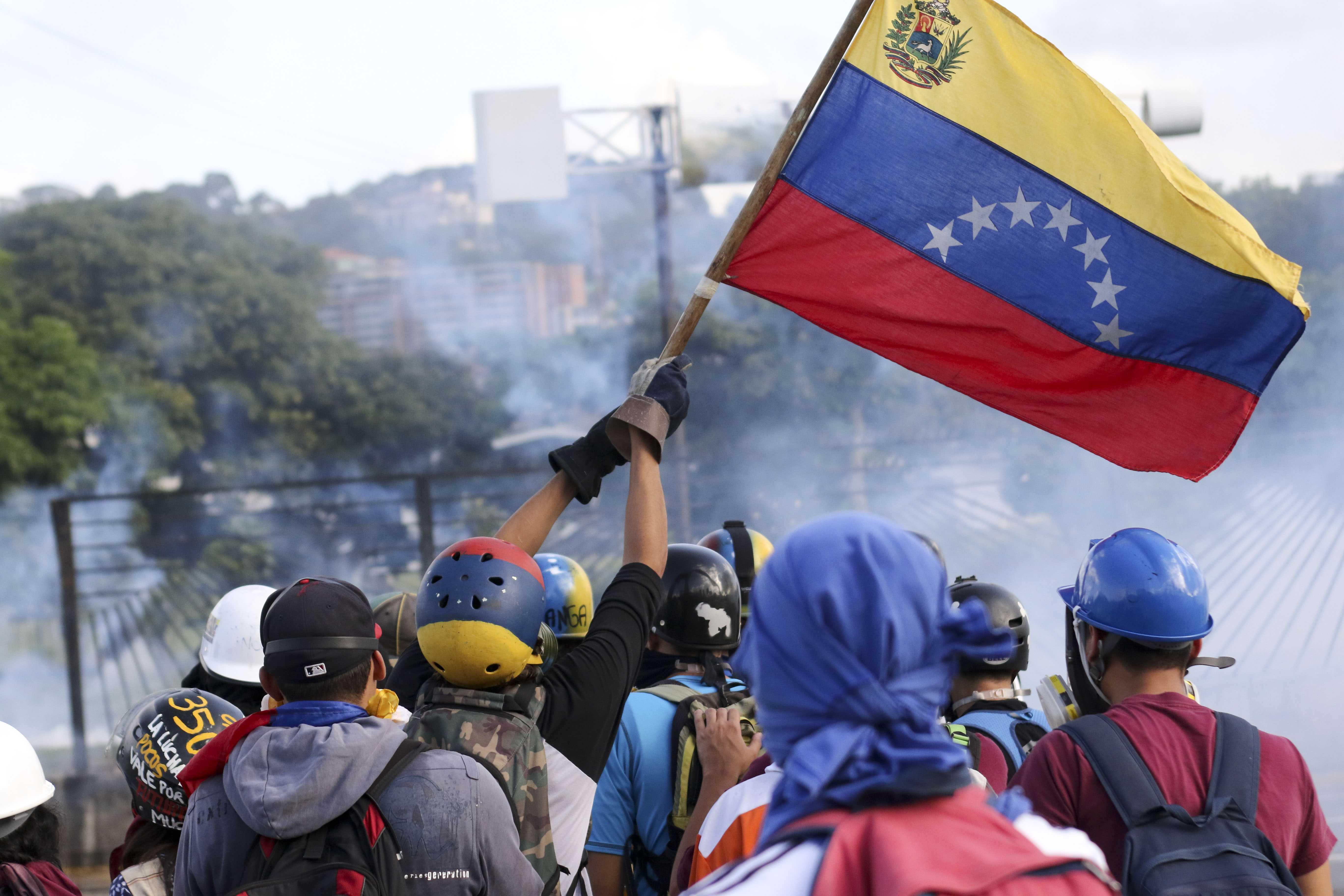 Returning To The New Venezuela