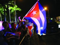 Reaction to death of Fidel Castro